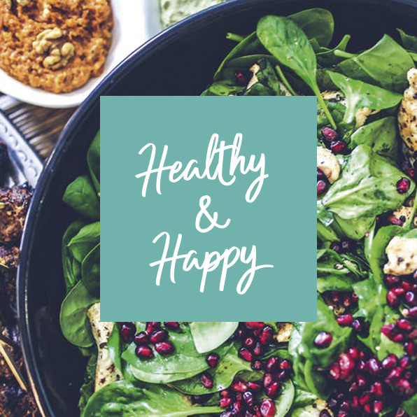 Healthy & Happy – Naming + identidad digital